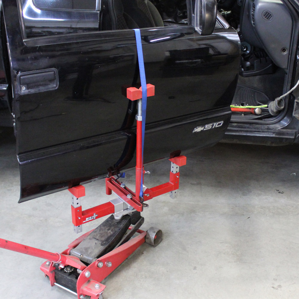 Quick View & 4 point Jack Adapter - for Floor and Transmission Jacks