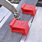Offset Blocks - 2pc. - for straight edge Plasma Cutting
