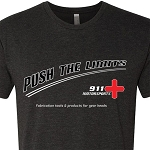 Push the Limits - T shirt - Black