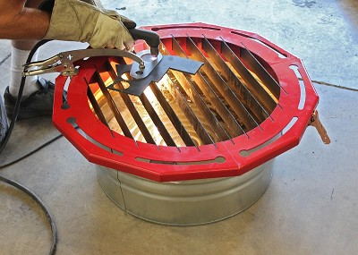 Plasma Table - Water table for hand held plasma cutters